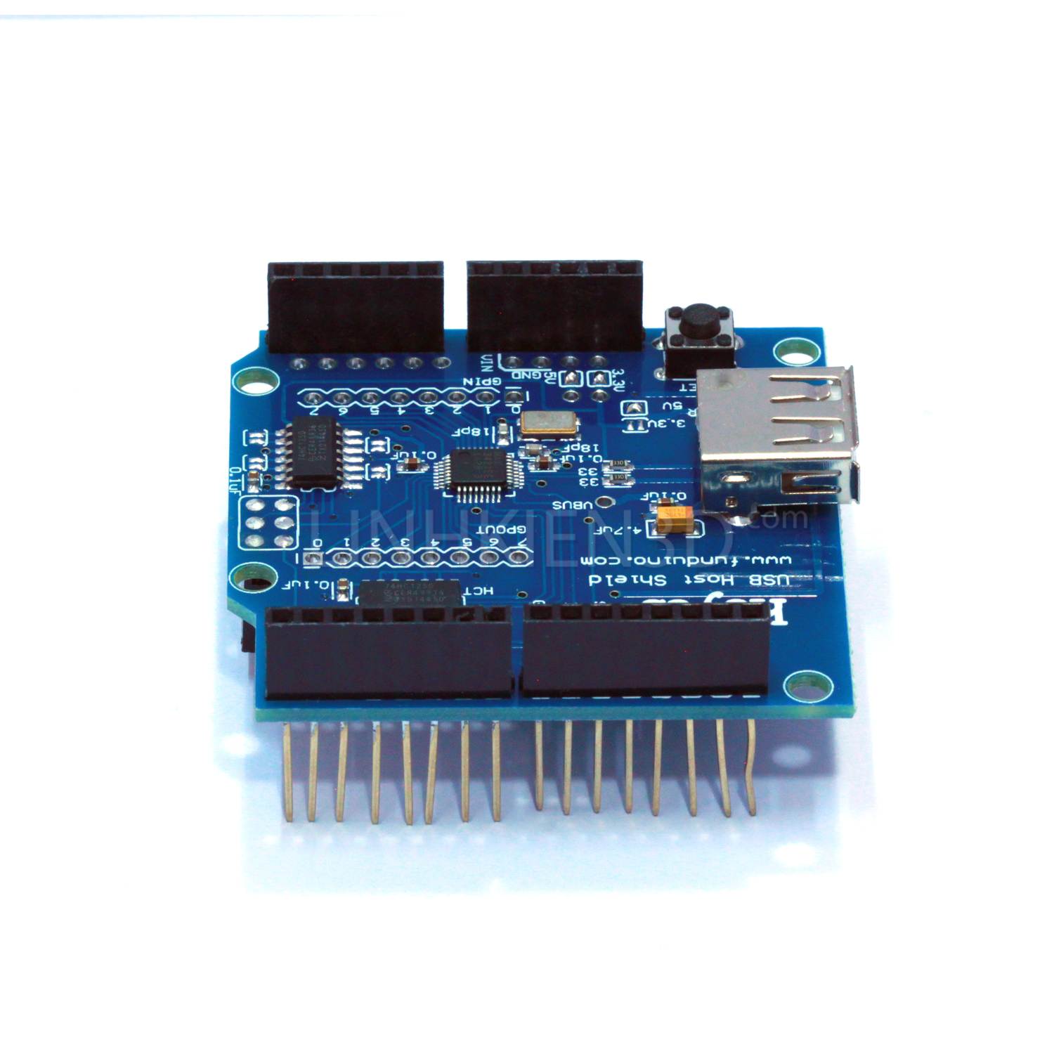 6-shield usb board