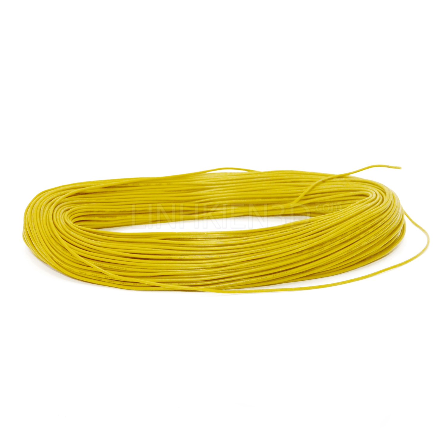 Dây 24 awg 1007 YELLOW